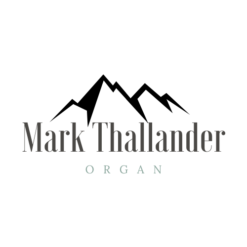 Mark Thallander Organ